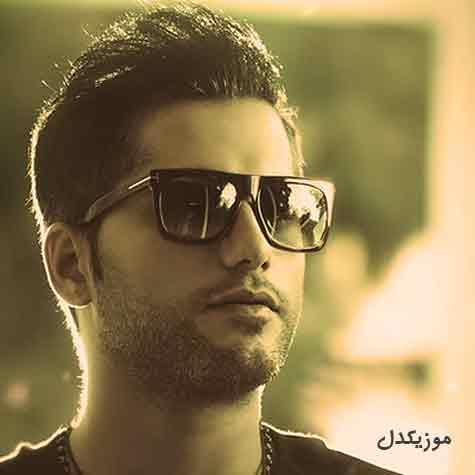 دانلود آهنگ موهاتو که بالا میبندی ماه جلوت کم میاره احمد سعیدی / توشدی عادتم